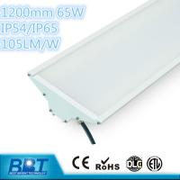 Buy cheap 4ft 120w Led Low Bay Lighting With DLC ETL With Transparent Cover from wholesalers