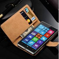 Wholesale Nokia Lumia 930 Phone Cover Case Wholesale Flip Leather Book Style Luxury Stand Wallet from china suppliers