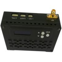 Buy cheap 1W COFDM HD Wireless Transmitter Audio Video Data Dynamic 128 Bit AES Encryption from wholesalers