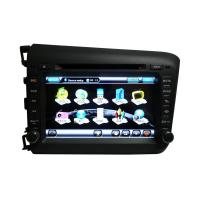 Buy cheap Honda Civic 2012 2Din 8 Inch TFT LCD Digital Touch Screen Car Dvd Player Cr-8902 from wholesalers