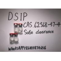 Buy cheap DSIP Delta Sleep Inducing Peptide , Hgh Peptides Bodybuilding from wholesalers