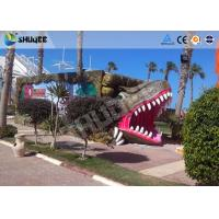 Buy cheap 9 seats Mobile 7D Movie Theater and Vivid Dinosaur Profile More Appealing To product