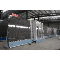 Buy cheap High Efficiency Insulating Glass Machine PLC Control With High Automatic Degree from wholesalers
