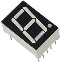 Wholesale 1.5 Inch 7 Segment Numeric Display For Industrial And Instrumental Applications from china suppliers