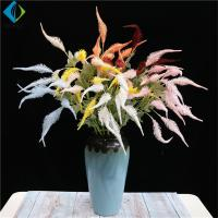 Wholesale Astilbe Chinensis Artificial Flower Bouquet For Wedding Auditorium Road Decor from china suppliers