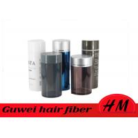 Buy cheap Black Color Instant Hair Thickening Fiber For Bald Spot Undectectable from wholesalers