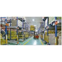 Wholesale Warehouse High Density Cold Storage System Large Capacity Customized Color from china suppliers