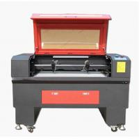 Buy cheap Double heads laser engraving cutting machine from wholesalers