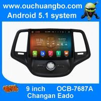 Ouchuangbo car DVD video stereo GPS 5.1 for Changan Eado withBT Wifi 1080 HD Manufactures