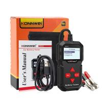 Buy cheap CCA Car Battery Tester , Car Diagnostic Tools 12V Universal Cell With Printer from wholesalers