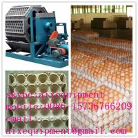 China fully automatic pulp egg tray moulding machine on sale