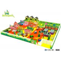 Wholesale Anti - Static Childrens Soft Play , Indoor Play Equipment For Kindergartens from china suppliers