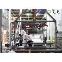 Full automatic PP Non Woven Fabric Making Machine 200KW with CE / ISO9001 Manufactures