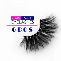 Buy cheap Various Design 6D Mink Lashes , Super Soft Real Mink Individual Lashes from wholesalers