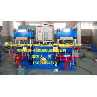 Special black rubber product making machine, Rubber vulcanizing press machine Manufactures