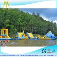 Buy cheap Hansel perfect baby pool with slide in the sea or lake from wholesalers