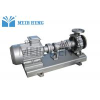 Buy cheap Heating Vertical Centrifugal Oil Pump Diesel Engine Driven With Electric Motor from wholesalers