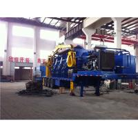 China 25MPa Working Pressure Portable Baler Bale size 800*700mm ISO9001 Approved on sale