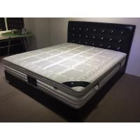 Quality Multi Size Fireproof Euro Top Mattress Topper Vacuum Compressed Packaging for sale