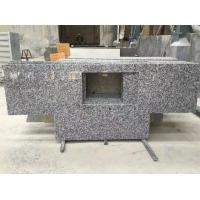 Buy cheap G439 Big Flower White Granite Kitchen Countertop Vanity Work Top For Kitchen from wholesalers