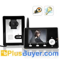 Buy cheap Entry Guardian - Wireless Video Door Phone with 3.4 inch TFT Screen from wholesalers