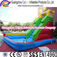 Buy cheap Giant Water Slide Manufacturer from China from wholesalers