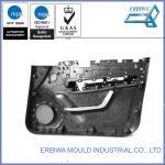 Buy cheap IATF 16949 Cert Auto Interior Trim plastic injection mold , Car Body Black Car Plastic Door Parts from wholesalers