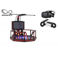 Buy cheap Factory Price 56 Inch Big Display Virtual Reality Game Simulator Shooting Battle Game VR Mars product