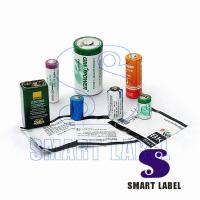 Buy cheap 9 Colors Polyolefin Shrink Film for Battery / Pencil / Custom Sticker Without Scratches 35 Micron from wholesalers