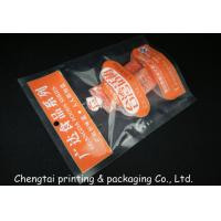 Heat Sealable Dried Fruit Packaging Bags With Tear Notch Eco - Friendly Material Manufactures