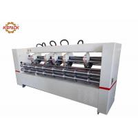 Wholesale Creasing Slitter Scorer , Automatic Corrugated Cardboard Thin Blade Slitter from china suppliers