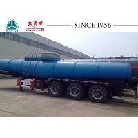 Buy cheap Light Weight Stainless Steel Tanker Trailers 18-22 CBM For Transporting Chemical from wholesalers