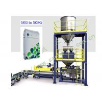 Buy cheap 25Kg Bagging Machine Weighing Controller Load Cell Sensor New Wheat / Maize Starch Packing Machine from wholesalers