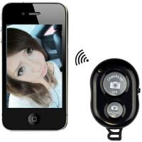 Buy cheap Mini Bluetooth Wireless Remote Control Camera Shutter Release Self Timer for iPhone /iPad from wholesalers