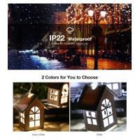 Buy cheap Lightme Christmas Lights Wedding Decorative Led String Lights Christmas Led Light For PartyXmas Garland Support Dropship from wholesalers