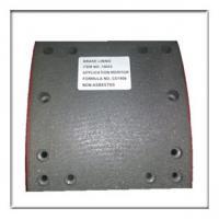 Buy cheap Semi-metal Non asbestos brake lining WVA19033, brake parts,brake liner,brake product