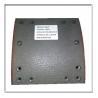 Buy cheap high quality Non-asbestos brake lining WVA19033, brake parts,brake liner,brake blocks from wholesalers