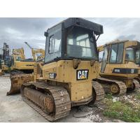 Buy cheap Low Hours D4K Used CAT Bulldozer CAT C4.4 Engine 92hp Engine Power product