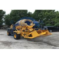 Wholesale Diesel Engine Self Loading Concrete Mixer Machine For Construction Industry from china suppliers
