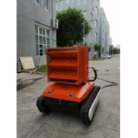 Buy cheap High Prevention Foam Fire Fighting Equipment Reconnaissance Robot Stable Performance product