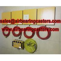 Buy cheap The working principle of air casters from wholesalers