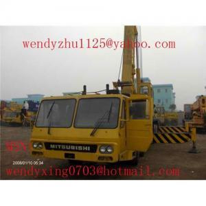 Used Kato crane NK500E-II