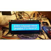 Buy cheap Display Module LCD Display 16 X 2 Efortu1602 Verdant Characters Blue Backlight HD44780 New  Display TN/STN Blue Backligh from wholesalers