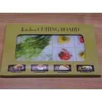 Buy cheap Tempered Glass Cutting Boards and Glass Pads from wholesalers