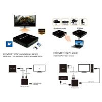 HD Capture DVR Recording Box GO-K29 For PS4 Xbox DVD PC HDMI In &Out Converter AV