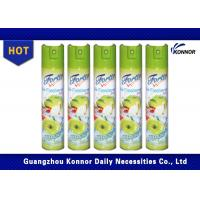 Buy cheap 250ml Auto Air Freshener Refills , Auto Room Freshener Automatic Scent Spray from wholesalers