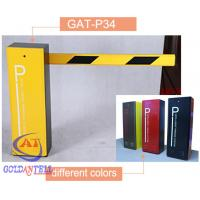 Heavy Duty Boom Barrier Gate , drop arm barrier RFID card controlled durable motor Manufactures