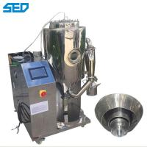 China Well Specialized Laboratory Mini Vacuum Spray Dryer Machine For Milk Coffee on sale