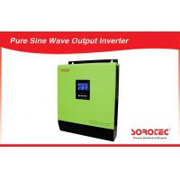 Buy cheap Wall Mounted UPS Power Inverter Overload protection with MPPT Solar from wholesalers