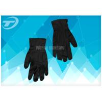 Buy cheap Customized Size Vinyl Exam Gloves / Anti Static Sterile Latex Gloves product